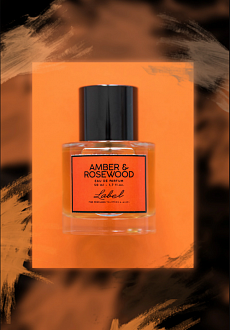 LABEL AMBER & ROSEWOOD